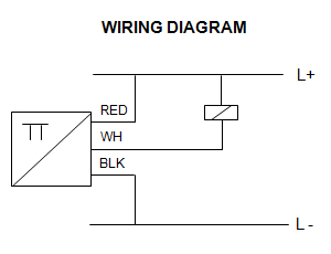 magnum controls manufacturer and supplier of dc inductive rh magnumcontrols com BMW R1150RT Wiring-Diagram Horn Two Wire Permanent Magnetic Proximity Switch